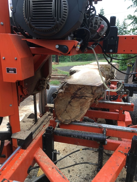 Image Portable Sawmill Services