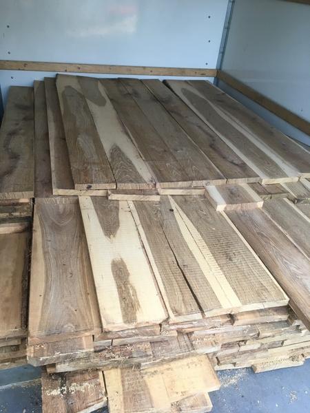 Image Custom Milled Lumber